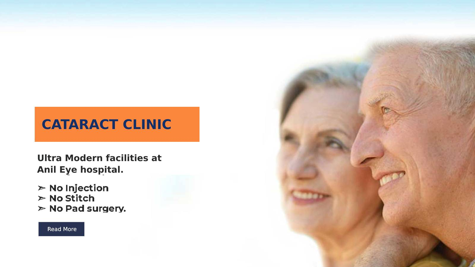 leading eye care centre